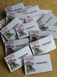 KS made volunteer badges 031019